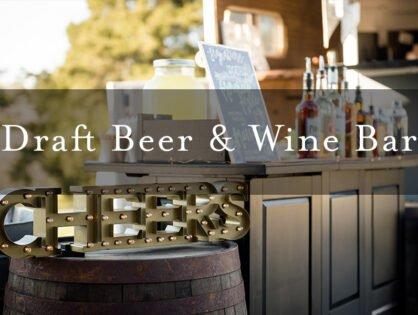 Draft, Beer & Wine Bar