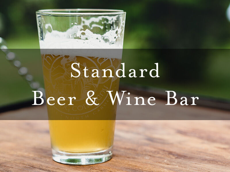 Standard Budget Beer and Wine Bar